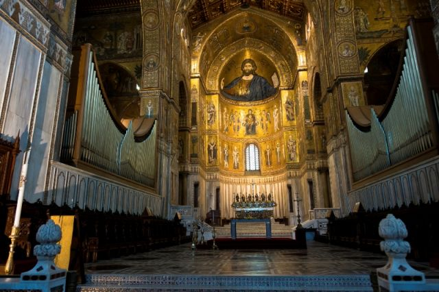 Cattedrale di Monreale a Palermo - Movingitalia.it