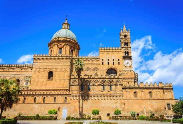 Cattedrale dell'Assunzione della Vergine Maria a Palermo - Movingitalia.it