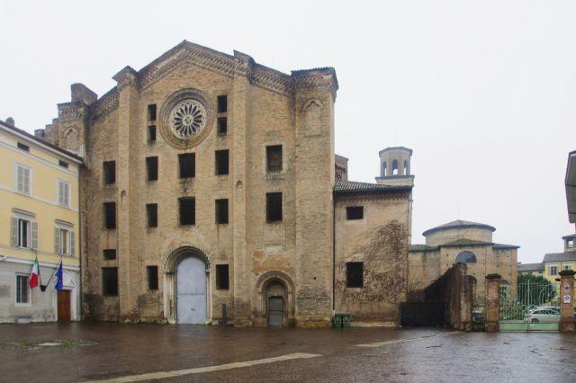 Chiesa di San Francesco del Prato a Parma