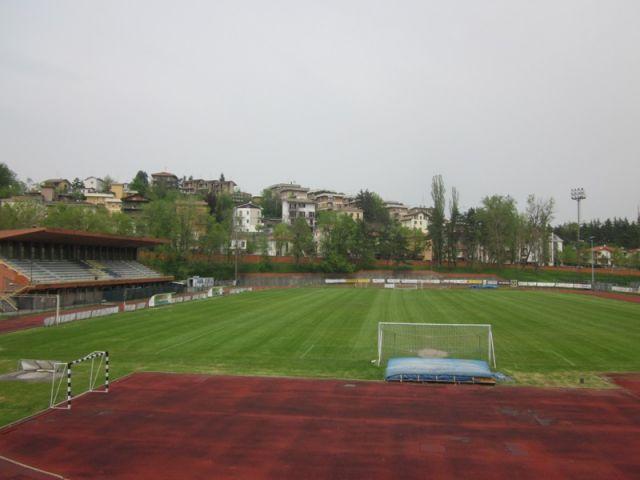 Campo Sportivo Salsomaggiore Terme - Movingitalia.it