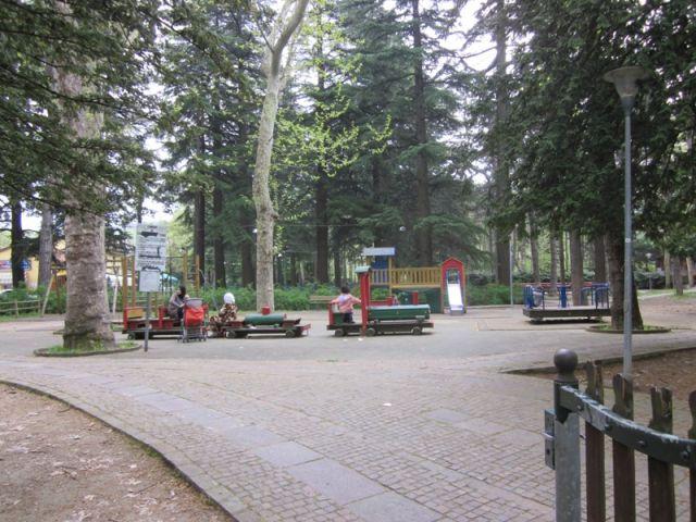 Parco giochi a Salsomaggiore Terme - Movingitalia.it