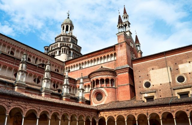 Monastero di Certosa di Pavia - Movingitalia.it