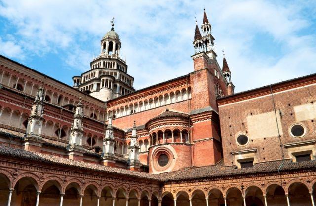 Monastero di Certosa di Pavia - Movingitalia.it