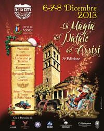 MERCATINI DI NATALE ASSISI - Movingitalia.it