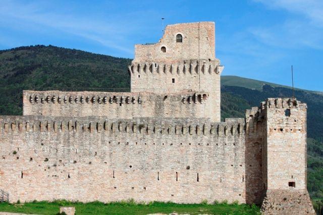 Fortezza maggiore ad Assisi
