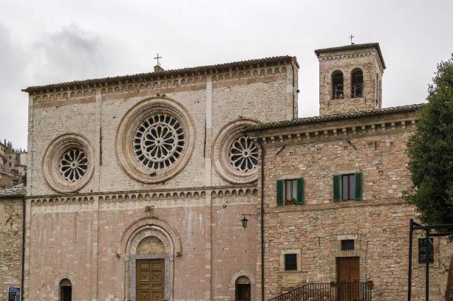 Chiesa di San Pietro ad Assisi