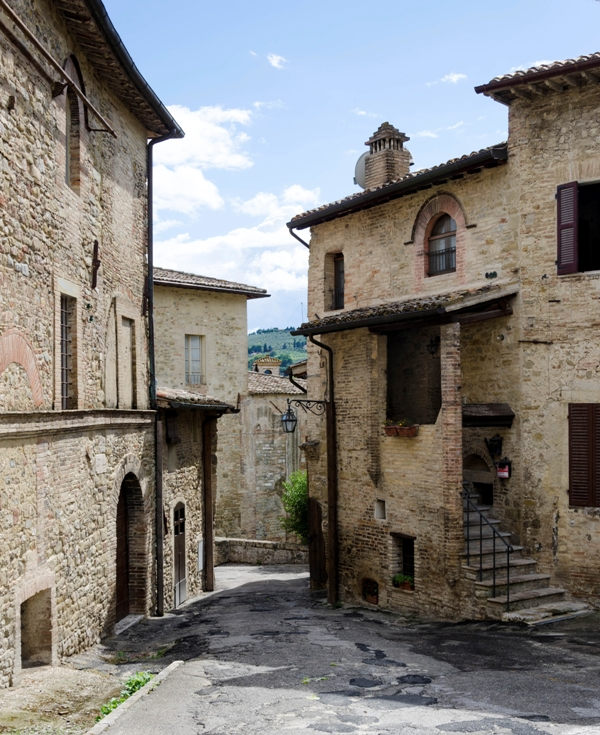 Borgo medioevale - Bevagna