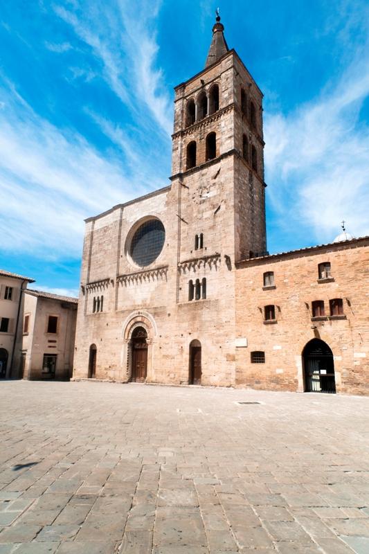 Chiesa di San Michele Arcangelo - Bevagna
