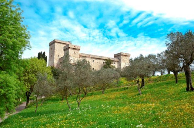 Fortezza italiana - Rocca Albornoz