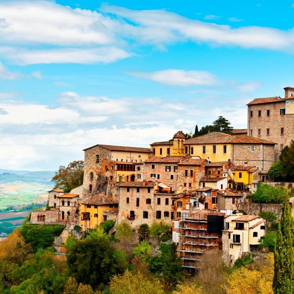 Città Medievale - Todi