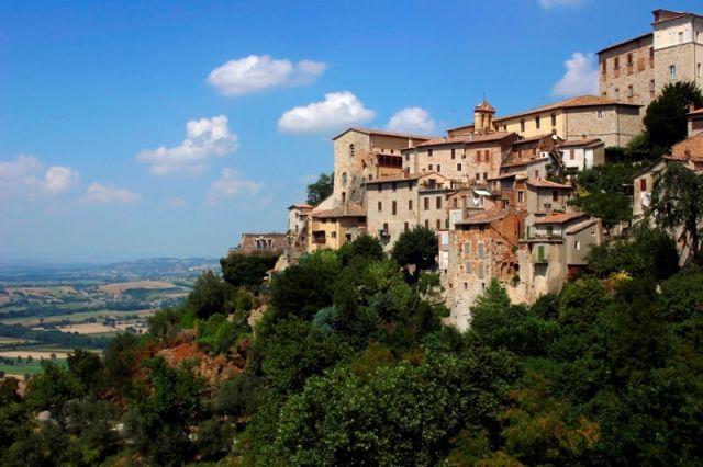 Foto panoramica - Todi