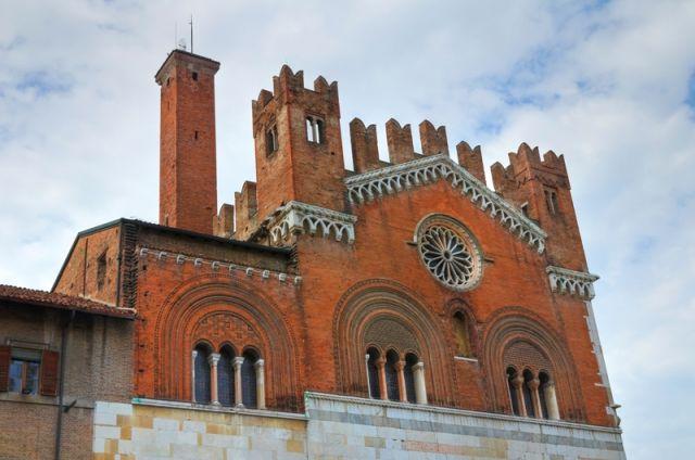 Palazzo gotico - Piacenza