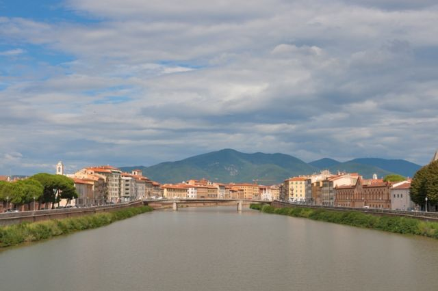 Ponte Solferino Pisa - Movingitalia.it