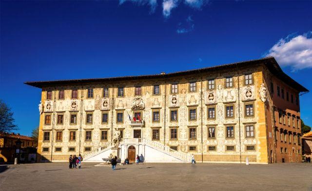 Edificio a Pisa