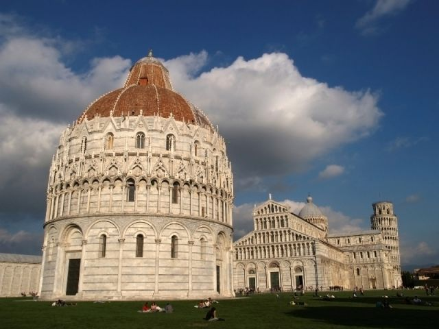 Torre di Pisa - Movingitalia.it