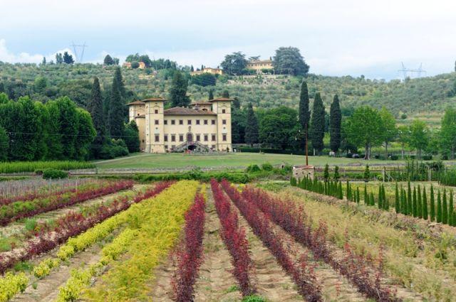 Antica villa - Pistoia - Movingitalia.it