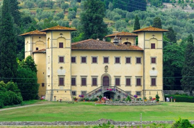 Villa Forteguerri a Pistoia - Movingitalia.it