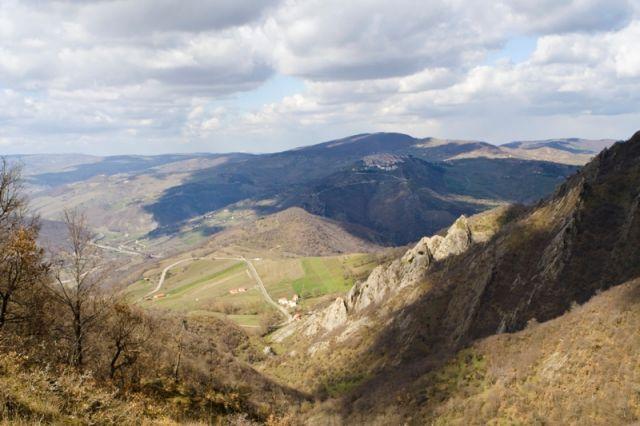 Panorama - Albano di Lucania