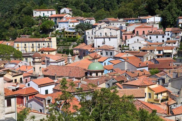 Vista panoramica Maratea