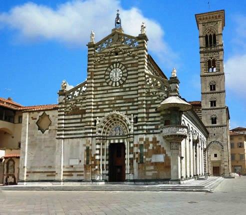Duomo a prato e in provincia di prato for Piazza duomo prato