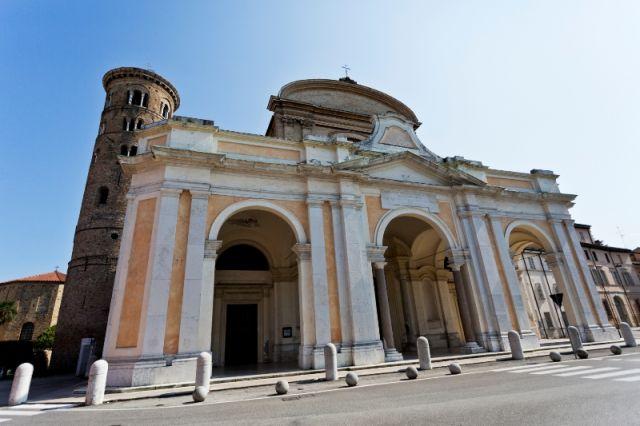 Duomo di Ravenna e archi