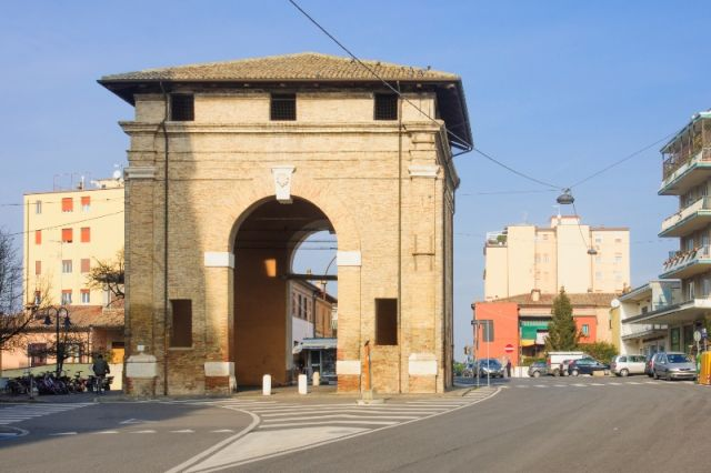 Porta Serrata a Ravenna - Movingitalia.it