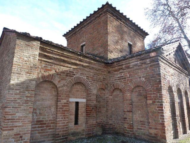 Edificio a Ravenna