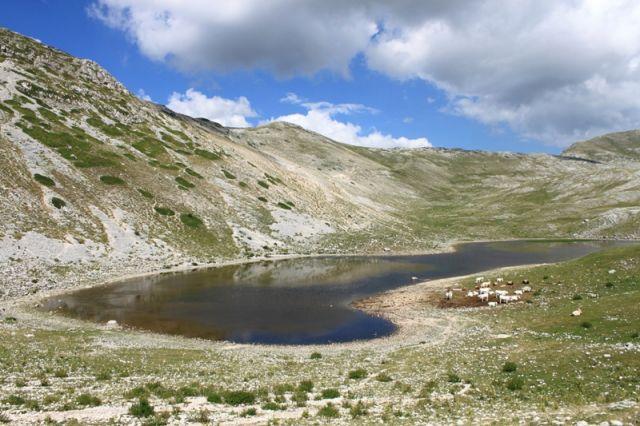 Lago Duchessa nel Lazio