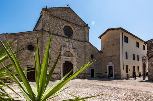 Abbazia Benedettina di Santa Maria di Farfa