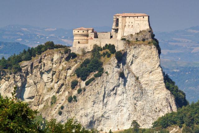 Fortezza di San Leo, Rimini