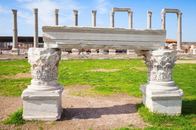 Italia immagini e foto monumenti di tutta l 39 italia for Aggiornare le colonne del portico