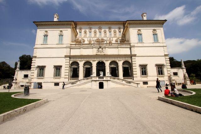 Galleria Borghese a Roma - Movingitalia.it