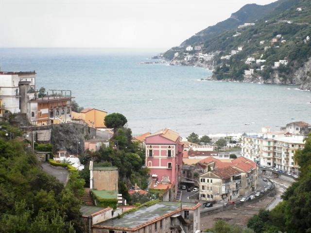 panorama della Costiera Amalfitana - Movingitalia.it