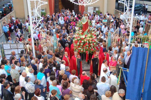 Processione del Sacro Cuore