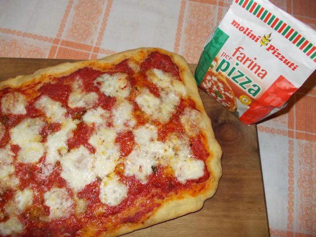 Pizza e farina