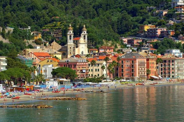 Foto panoramica - Laigueglia