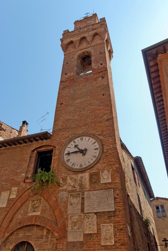 Monumento storico - Buonconvento - Movingitalia.it