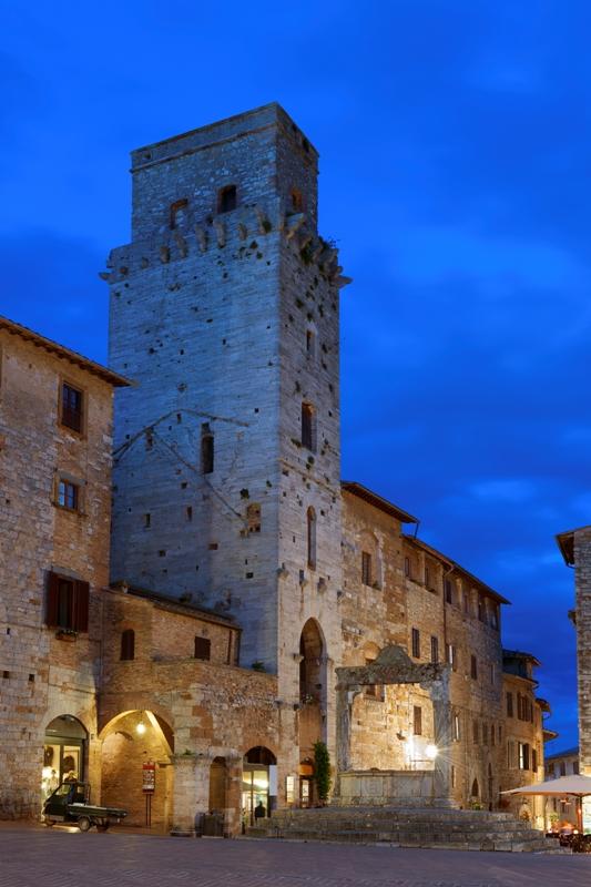 Torre - San Gimignano