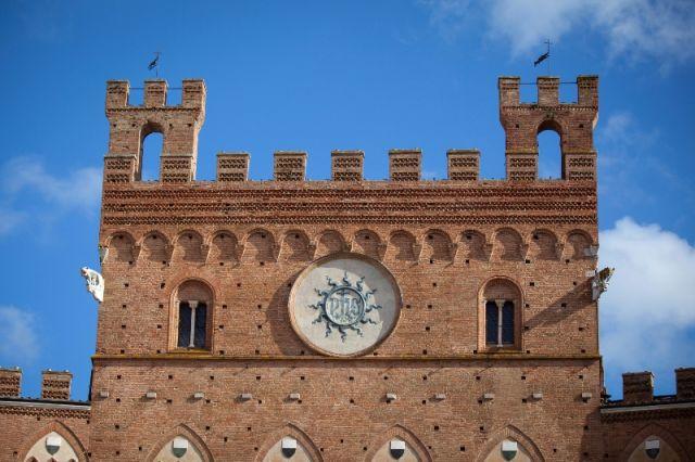 Palazzo pubblico a Siena