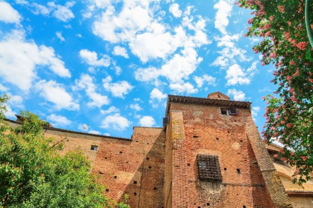 Nuvole e cielo a Siena - Movingitalia.it