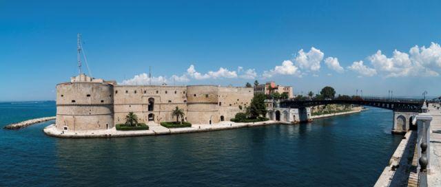 Mete turistiche e vacanze a Taranto e in provincia di Taranto