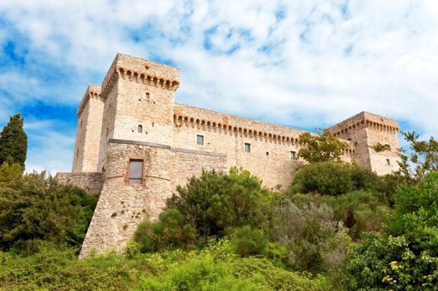 Fortezza italiana di Narni