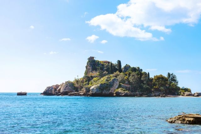 Isola Bella in Sicilia - Movingitalia.it