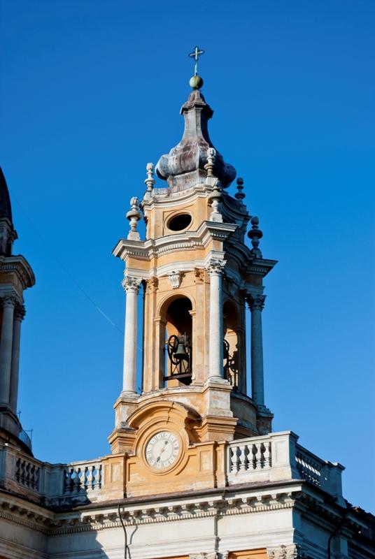 Torre della Basilica di Superga - Torino - Movingitalia.it