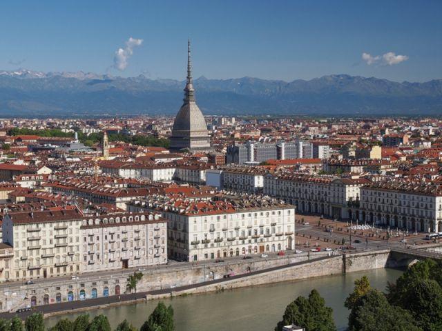 Immagini Paesaggi A Torino