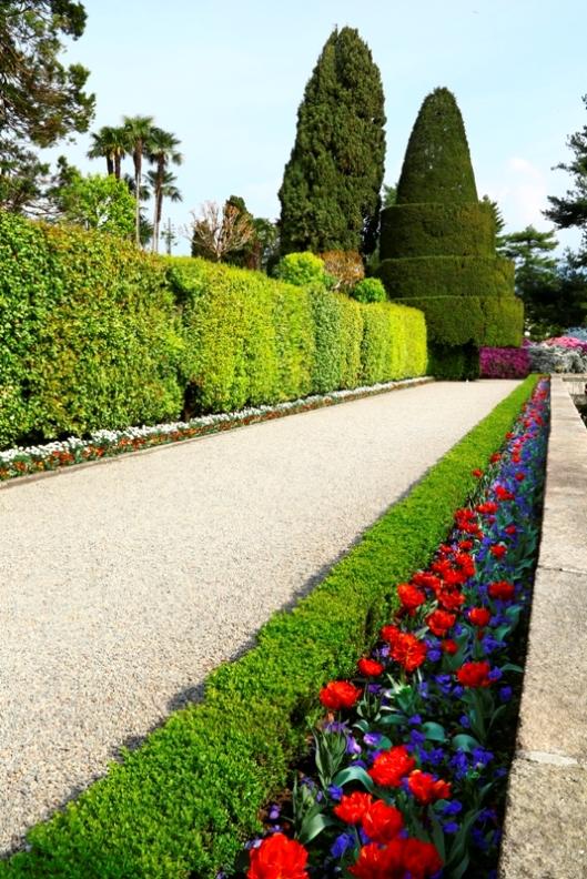 Magnifici giardini Isola Bella a Torino in Piemonte - Movingitalia.it