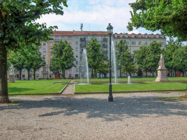 Parco Balbo a Torino in Piemonte - Movingitalia.it