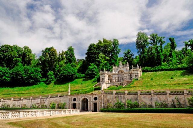 Villa della Regina a Torino in Piemonte