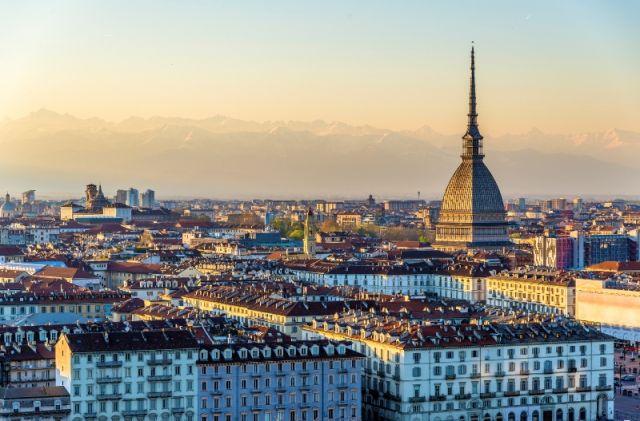 Panorama della città di Torino - Movingitalia.it