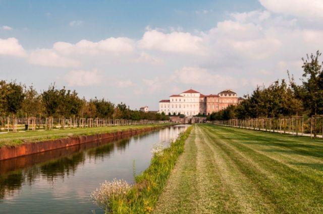 Palazzo Venaria e giardini in Piemonte - Movingitalia.it